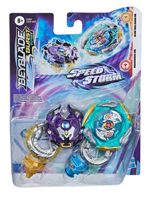 BeyBlades Speed Storm Dual Pack, Assorted product photo