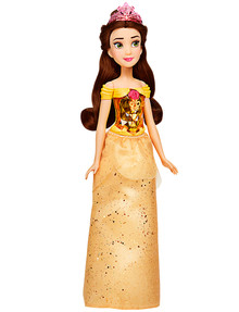 Disney Princess Royal Shimmer Fashion Doll, Assorted product photo
