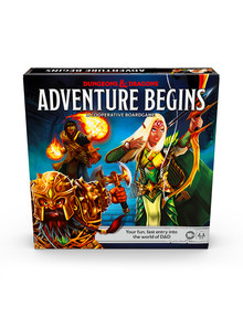 Hasbro Games Dungeons And Dragons Adventure Begins product photo