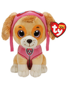 Ty Beanies Paw Patrol Medium Plush, Assorted product photo