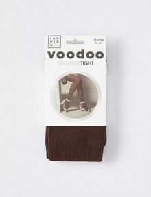 Voodoo Textured Rib Tight, Chocolate product photo