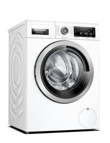 Bosch 9kg Series 8 Front Load Washer, White, WAV28M40AU product photo