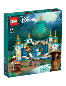 Lego Disney Princess Raya and the Heart Palace, 43181 product photo