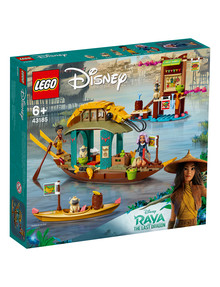 Lego Disney Princess Princess Raya Boun's Boat, 43185 product photo