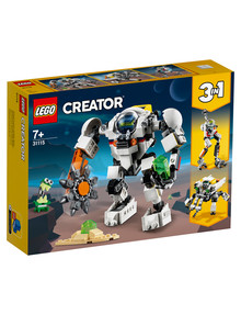 Lego Creator Space Mining Mech, 31115 product photo