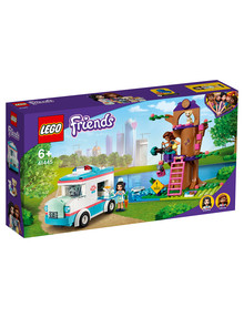 Lego Friends Vet Clinic Ambulance, 41445 product photo
