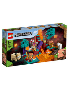 Lego Minecraft The Warped Forest, 21168 product photo