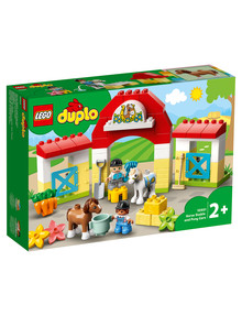 Lego Duplo Horse Stable & Pony Care, 10951 product photo
