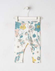Teeny Weeny Floral Print Legging product photo