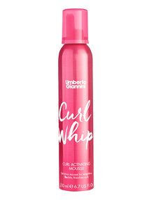 Umberto Giannini Curl Whip Mousse, 200ml product photo