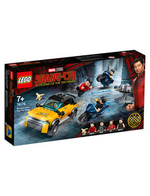 Lego Super Heroes Marvel Shang-Chi Escape from The Ten Rings, 76176 product photo