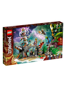 Lego Ninjago The Keepers' Village, 71747 product photo