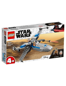 Lego Star Wars Resistance X-Wing, 75297 product photo