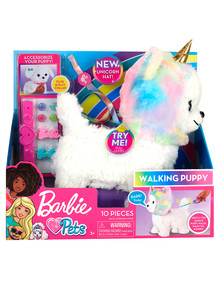 Barbie Walking Puppy product photo