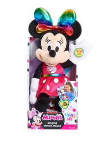 Minnie Mouse Singing Minnie Mouse Plush product photo