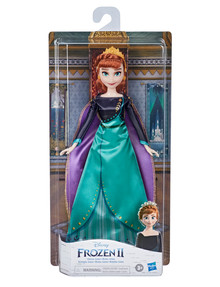 Frozen Queen Anna Fashion Doll product photo