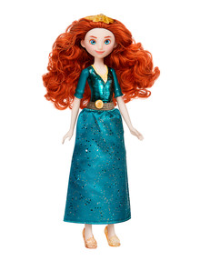 Disney Princess Royal Shimmer Doll, Assorted product photo