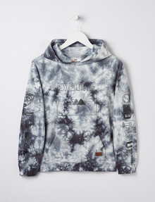 No Issue Tie-Dye Hoodie, Night product photo