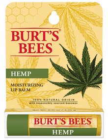 Burts Bees Hemp Lip Balm product photo