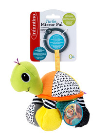 Infantino Turtle Mirror Pal product photo