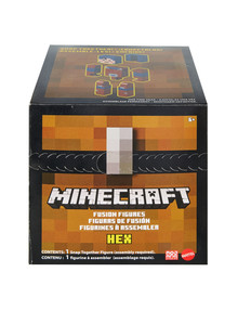 Minecraft Large Craft A Figure, Assorted product photo
