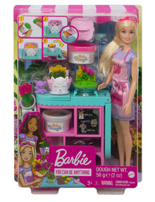 Barbie Florist Careers Doll product photo