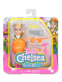Barbie Chelsea Core Careers Doll, Assorted product photo