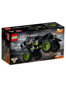 Lego Technic Monster Jam Grave Digger, 42118 product photo