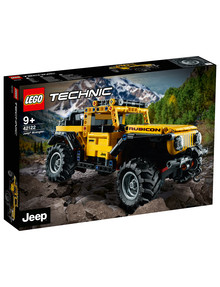 Lego Technic Jeep Wrangler, 42122 product photo