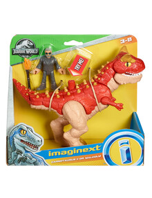 Fisher Price Jurassic World Figures, Assorted product photo