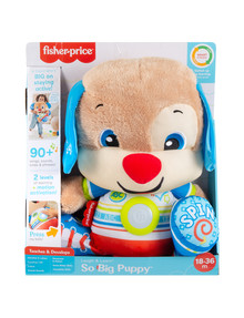 Fisher Price Laugh & Learn So Big Puppy product photo