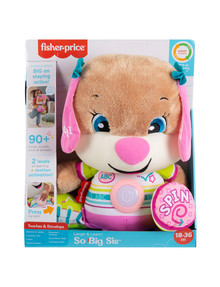 Fisher Price Laugh & Learn So Big Sis product photo