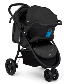 Joie Joie Litetrax Travel System 3-Wheel, Coal product photo