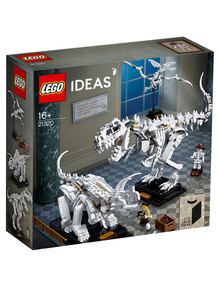 Lego Ideas Dinosaur Fossils, 21320 product photo