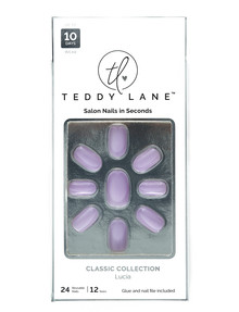 Teddy Lane Everyday Nails, Lucia product photo