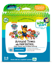 Leap Frog Leapstart Paw Patrol, 3D Activity Book product photo