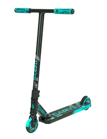 MADD Carve Pro-X Scooter, Black & Teal product photo