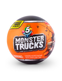 5 Surprise Monster Trucks, Assorted product photo
