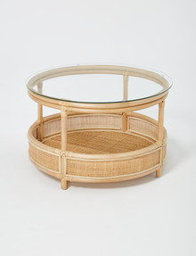 LUCA Belize Coffee Table, Natural product photo