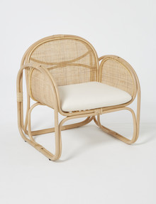 Belize Armchair, Natural product photo