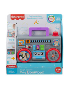 Fisher Price Laugh N Learn Boombox product photo