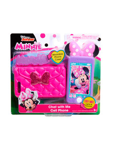 Minnie Chat With Me Cell Phone Set product photo