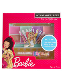 Barbie Make Up Small Box Set, Assorted product photo