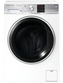 Fisher & Paykel 11kg Front Load Washing Machine, White, WH1160P3 product photo