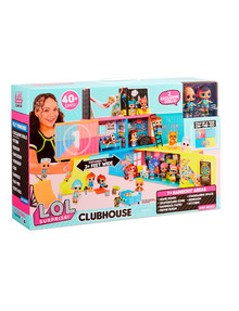 LOL Surprise Clubhouse Playset product photo