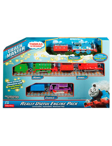 Thomas The Tank Engine Really Useful Engine, 4-Pack product photo