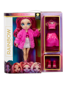 Rainbow High Stella Monroe, Fuchsia Fashion Doll product photo