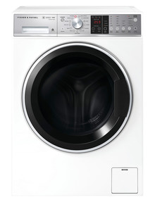 Fisher & Paykel 10kg Front Load Washing Machine, White, WH1060S1 product photo