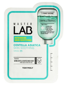 Tony Moly Master Lab Centella Asiatica Mask, 19ml product photo