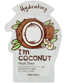 Tony Moly I'M Coconut Sheet, 21ml product photo